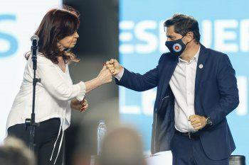 La Justicia dejó firme el sobreseimiento al gobernador Axel Kicillof y la vicepresidenta Cristina Fernández de Kirchner en la causa dólar futuro.