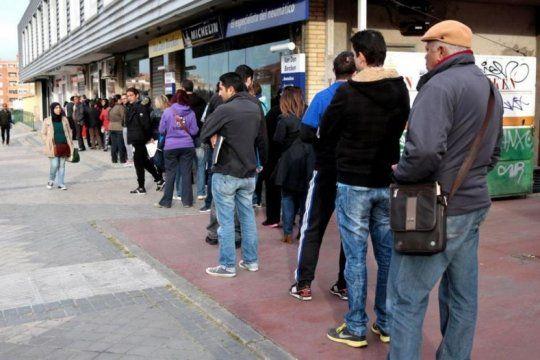 la falta de trabajo es el principal problema que expresan los habitantes del conurbano bonaerense