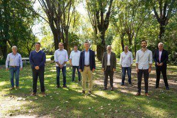 Mauricio Macri se mantiene activo en la vida política de Juntos por el Cambio. Esta vez, recibió al Grupo Dorrego.
