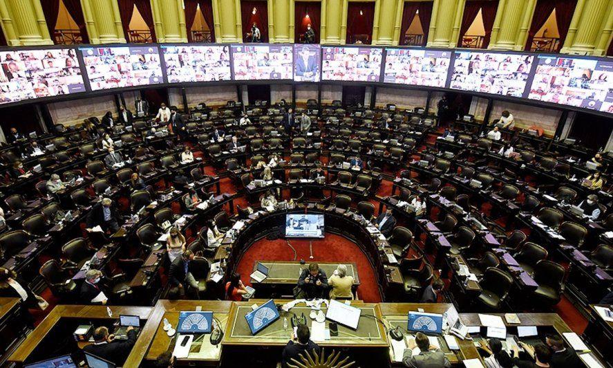 Diputados debate proyecto contra la violencia institucional