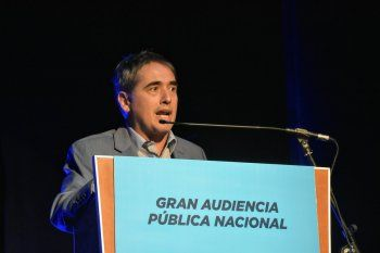 Guido Lorenzino, defensor del Pueblo, cuestionó el corte de servicios de AMP a IOMA.