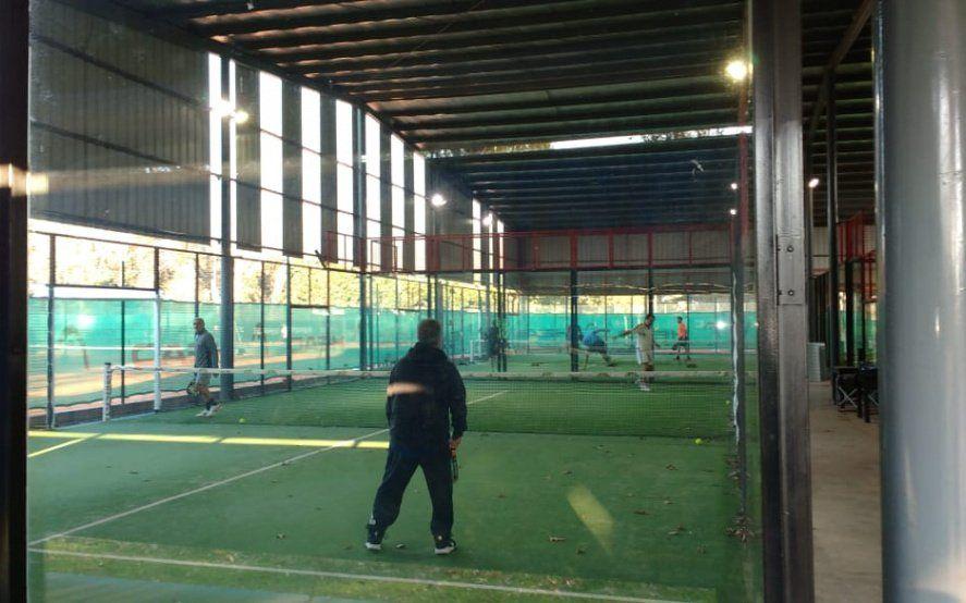 El municipio de Tigre desplazará al funcionario que violó la cuarentena para jugar al pádel
