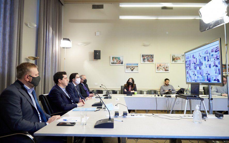 Universitarios en cuarentena: habrá un sistema para validar la identidad