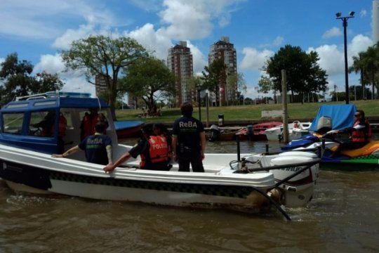 en un importante operativo, el reba encontro 20 comercios en infraccion en el delta del tigre