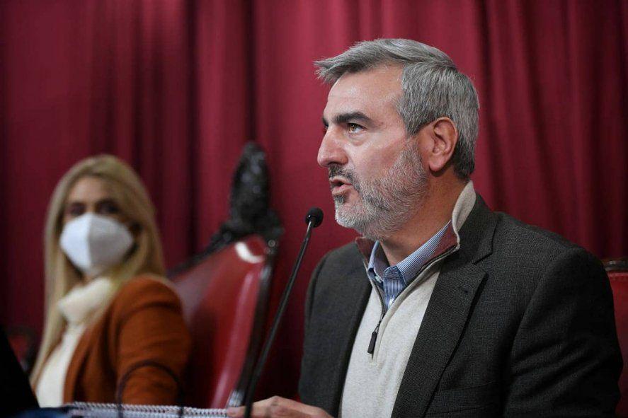 Francisco Durañona cuestionó al bloque opositor del Senado bonaerense.