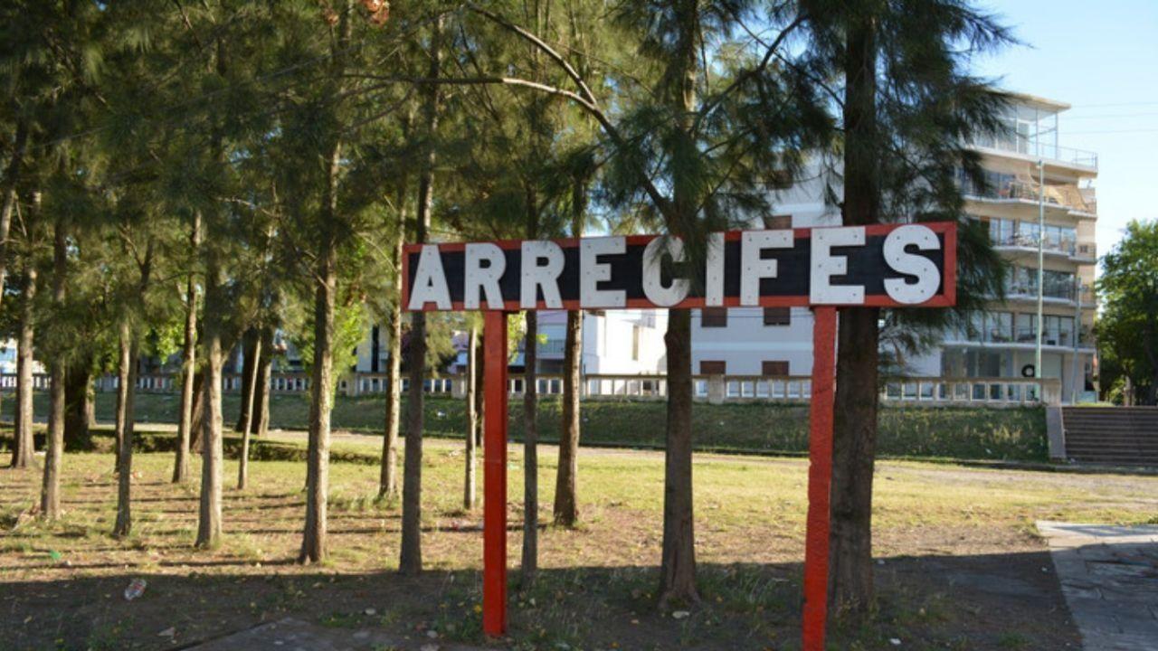 El escruche sucedió en una vivienda de la localidad de Arrecifes