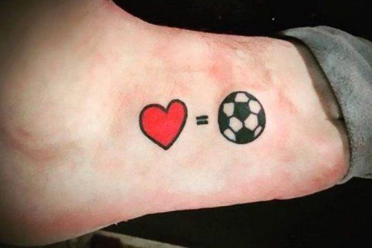 amor por el futbol: mira los mejores saludos de hinchas y clubes por san valentin