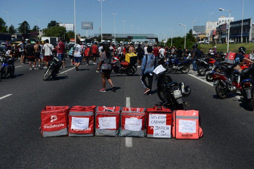 Ituzaingó: un repartidor herido de un balazo en la cabeza