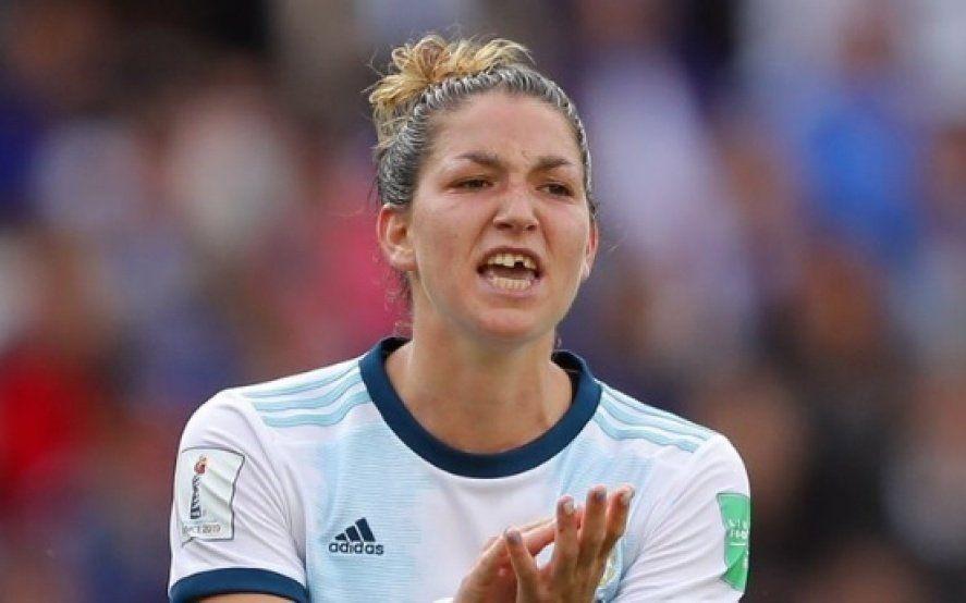 La defensora de la Selección Argentina que dejó hasta un diente por la camiseta