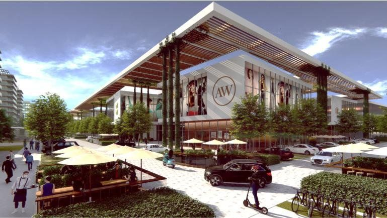 Así será el mega shopping de La Plata
