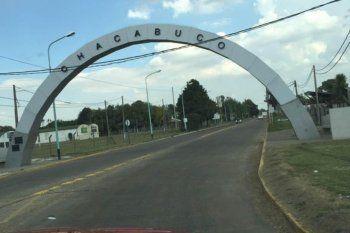 Chacabuco: El jubilado fue asaltado en Sarmiento entre Avenida Garay y Pringles
