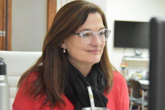 La ministra de Mujeres, Políticas de Género y Diversidad Sexual bonaerense, Estela Díaz, dio positivo de coronavirus.