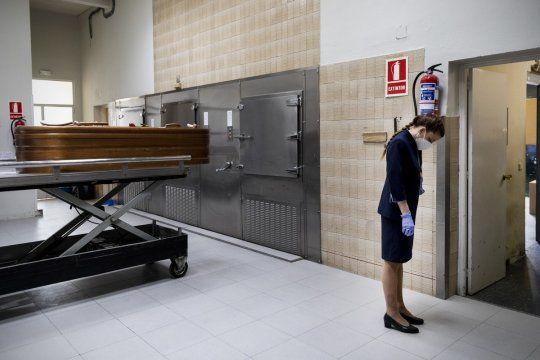 De no creer: enviaron un cuerpo al crematorio por error/ Foto ilustrativa