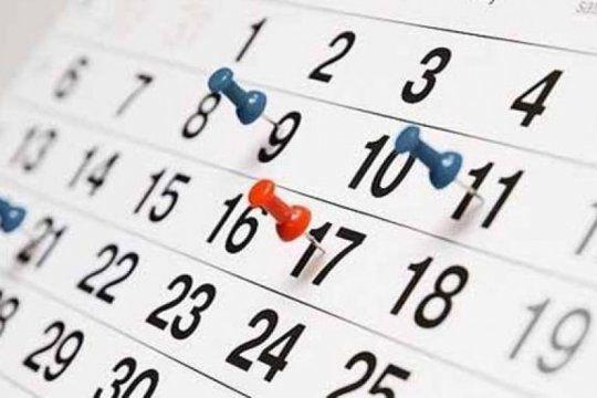 ¿feriado puente? el 9 de julio es martes ¿el lunes 8, se trabaja o no?