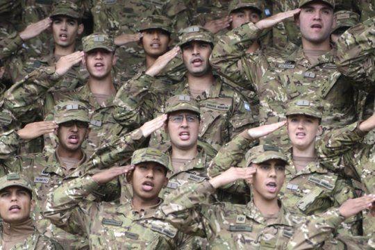 que paso en otros paises cuando las fuerzas armadas salieron a combatir el ?terrorismo? y el narcotrafico