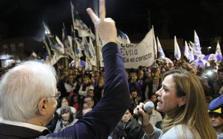 """Taiana envió un claro apoyo hacia Tolosa Paz: """"En la Plata, la victoria tiene nombre"""""""