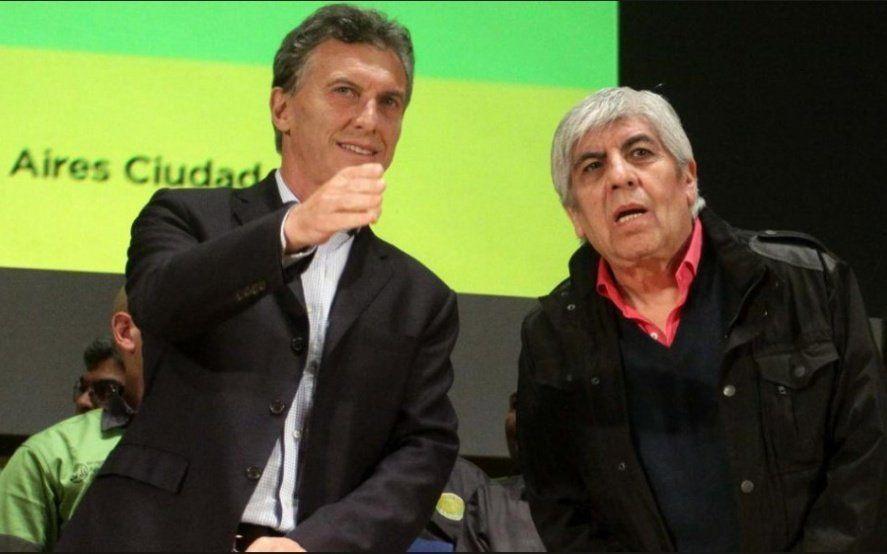 Duhalde denunció que Macri usó a los servicios de inteligencia para armar causas contra los Moyano