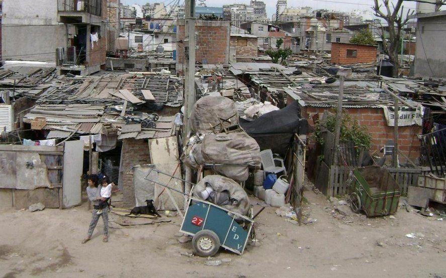 El 10% más rico de la población tiene un ingreso que es 21 veces mayor que el del sector más pobre