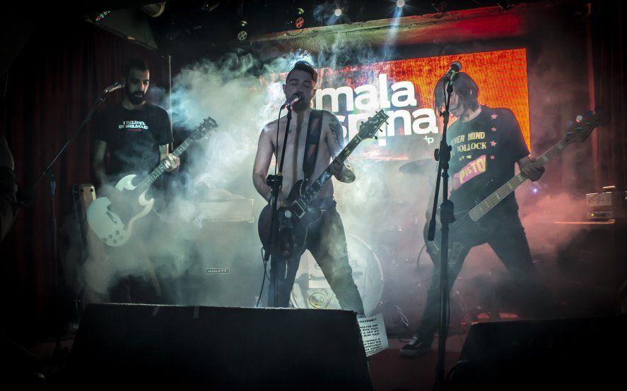 La banda marplatense Mala Espina formará parte del Festival Emergencia 2020