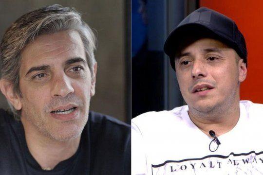 El Dipy y Pablo Echarri volvieron a cruzarse en Twitter