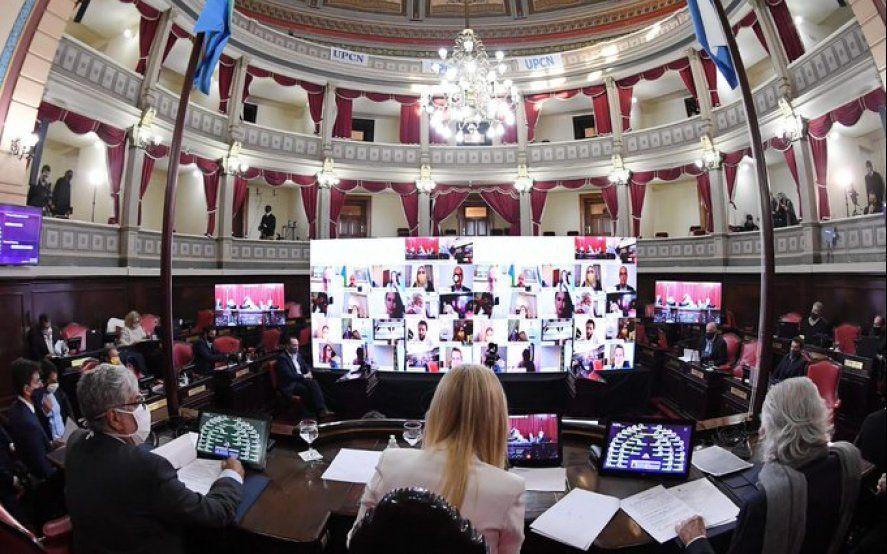 La Ley de Víctimas divide aguas pero logra avanzar en el Senado bonaerense