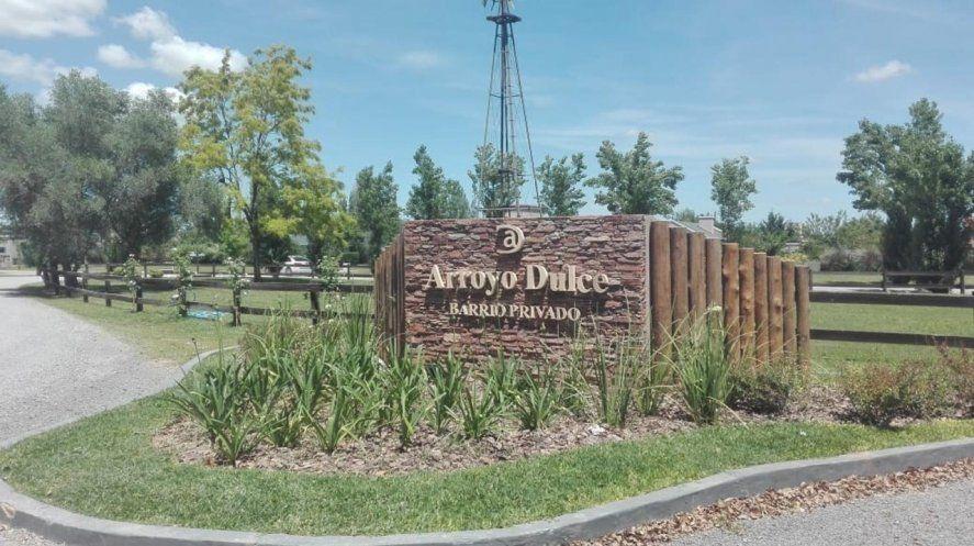El robo fue en el barrio privado Arroyo Dulce de Luján