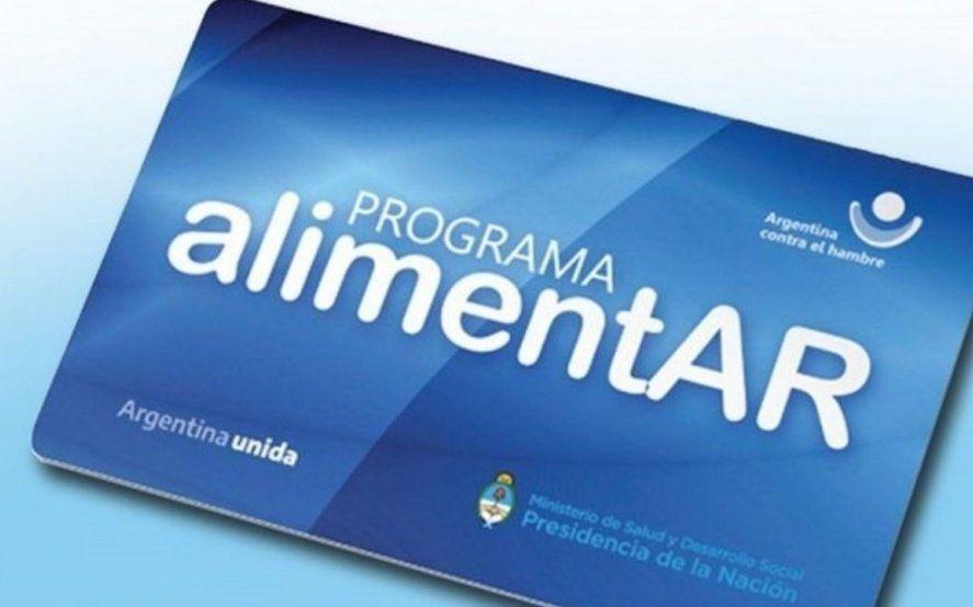 Comienza la entrega de la tarjeta Alimentar en La Plata, Mar del Plata y en el interior de la Provincia