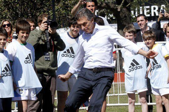 El día que Macri dijo que los Pumas representaban los valores que queremos