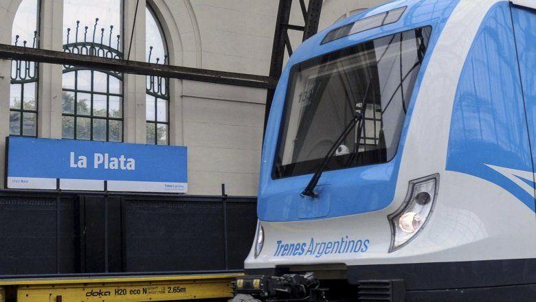 Tren Roca: advierten que el avance de las obras en La Plata hará desaparecer una rambla