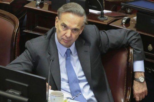pichetto dijo que cristina debe estar arrepentida de haber elegido a alberto fernandez