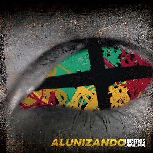 Luceros el Ojo Daltónico adelanta su próximo disco con Alunizando