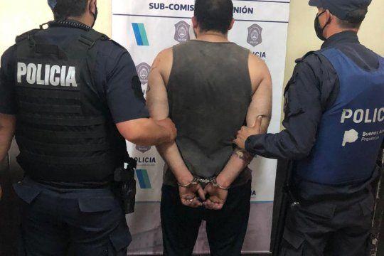 El expenitenciario detenido por vender drogas y pegarle a mujeres tiene 37 años