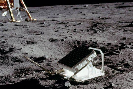 la nasa logro recibir un mensaje de la luna por primera vez en 10 anos