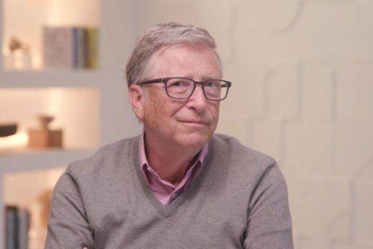 Bill Gates pronostica el fin de la pandemia para fines del año próximo