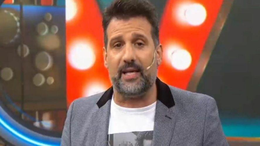 José María Listorti se cruzó con un grupo anti-vacunas