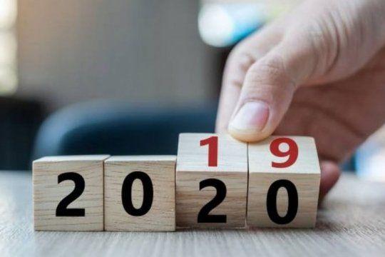 recien comienza el 2020 y la rae ya empezo a corregirnos: ¿como le decis al nuevo ano?