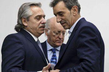Desde el entorno de Alberto Fernández desestimaron el avance de Randazzo.