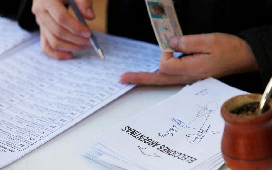 El padrón electoral provisorio ya está disponible