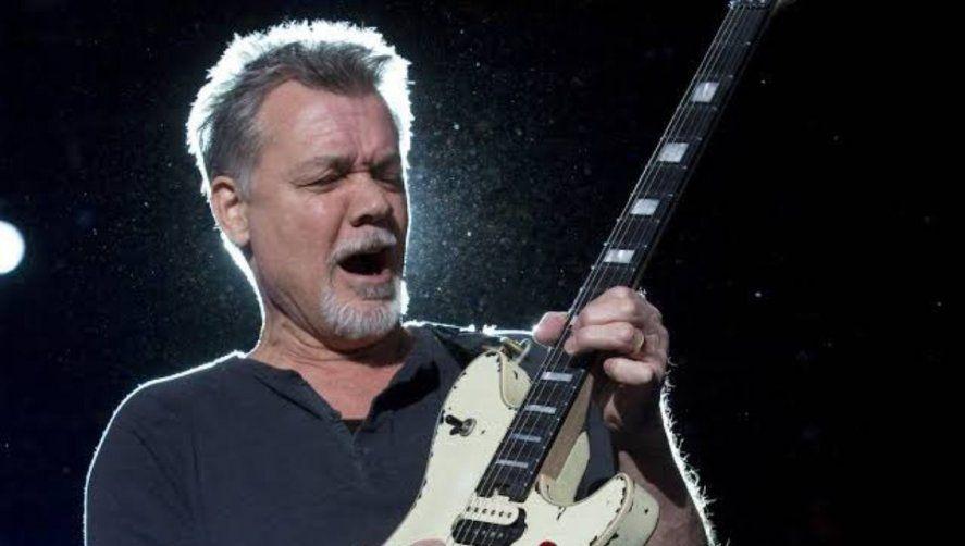 Murió Eddie Van Halen, guitarrista y co-fundador de Van Halen