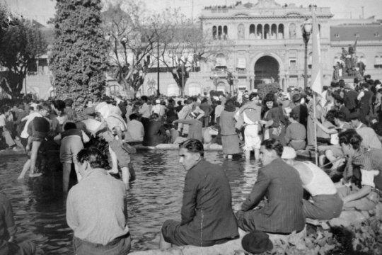 movilizacion historica: ¿por que el 17 de octubre se celebra el dia de la lealtad peronista?