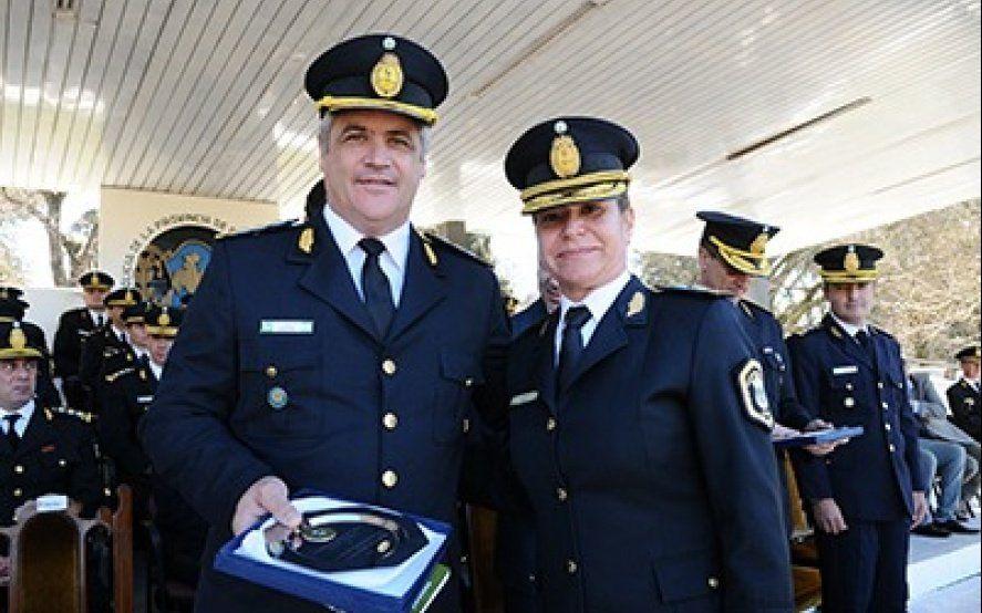 Vidal pasó a retiro a seis comisarios generales de la Policía Bonaerense