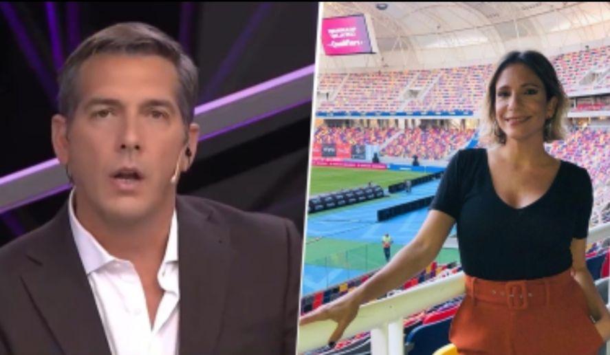 La bronca de un presentador de TN tras los festejos por los 35 años del gol histórico de Maradona a los ingleses