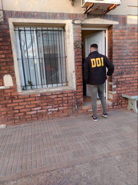 Pehuajó: cayó un joven acusado de robar en la casa de una mujer