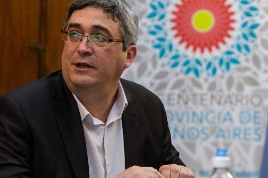 Javier Rodríguez, ministro de agro de Axel Kicillof