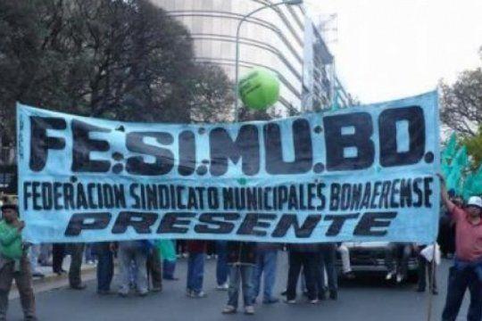 centenares de trabajadores municipales quedaron sin trabajo en la provincia por la no renovacion de sus contratos
