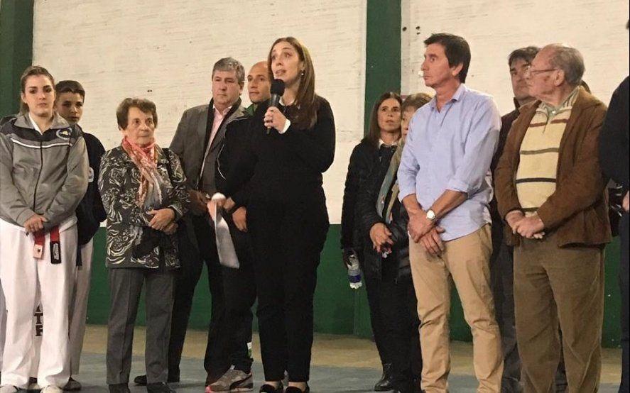 Vidal contó los detalles para acceder a la nueva tarifa social de luz para clubes de barrio