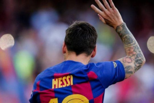 Afirman que Messi le avisó a la dirigencia que se quiere ir del Barcelona
