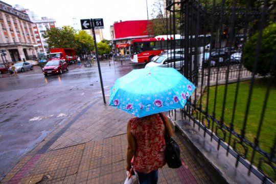 alerta meteorologico por lluvias intensas: como seguira el clima durante el fin de semana