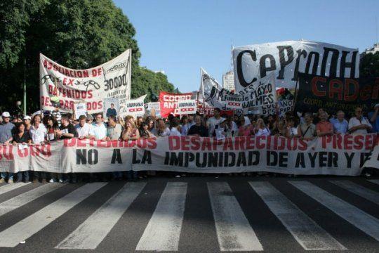 denuncian que hay peligro de que desaparezcan pruebas sobre delitos cometidos por la dictadura