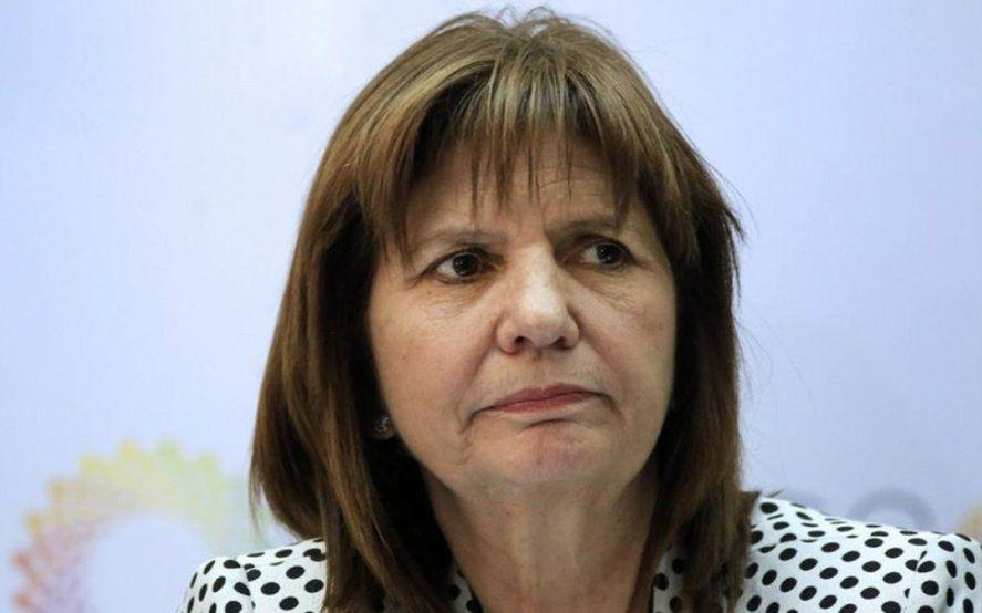 """Patricia Bullrich fue denunciada por """"incitación a la violencia política"""""""